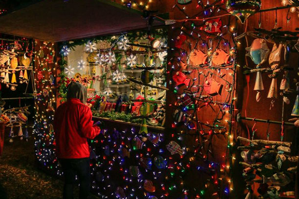 Cambria Christmas Market.Events And Activities Cambria Christmas Market